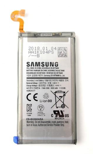 Batteribyte Samsung S9