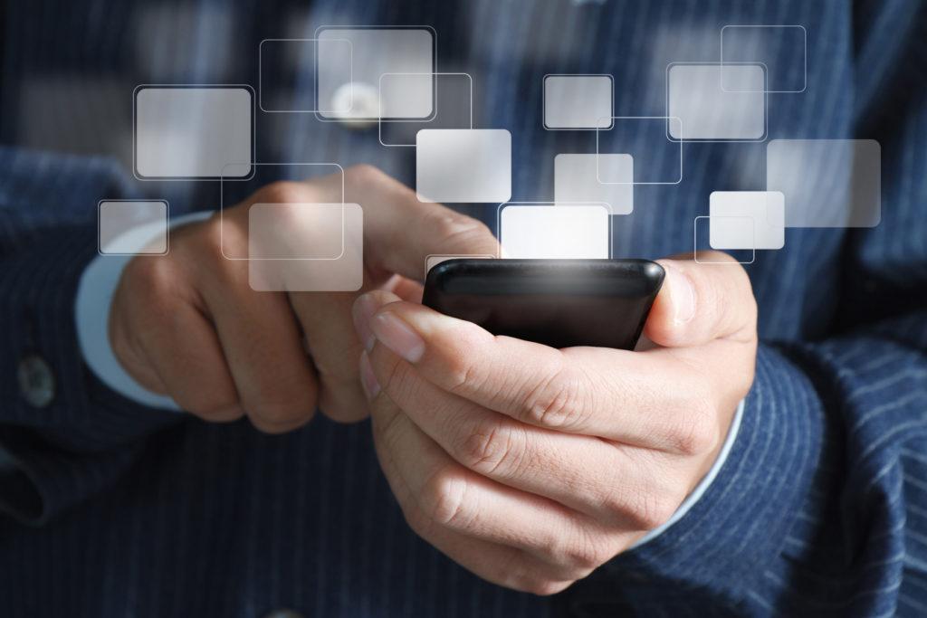 Företagsmobil - Mediatel fix a smartphone i Trollhättan